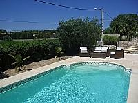 Villa Luxe, Bouzigues Agde Languedoc villa rental holiday visit property swimming pool