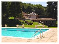 Petit Clement Carcassonne languedoc rental holiday visit property private estate pool house garden furniture BBQ terrace