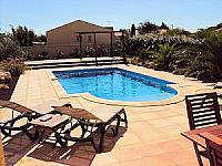 Marseillan Villa Swimming Pool