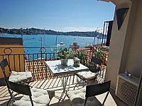 Superb sea view of Villefranche-sur-Mer